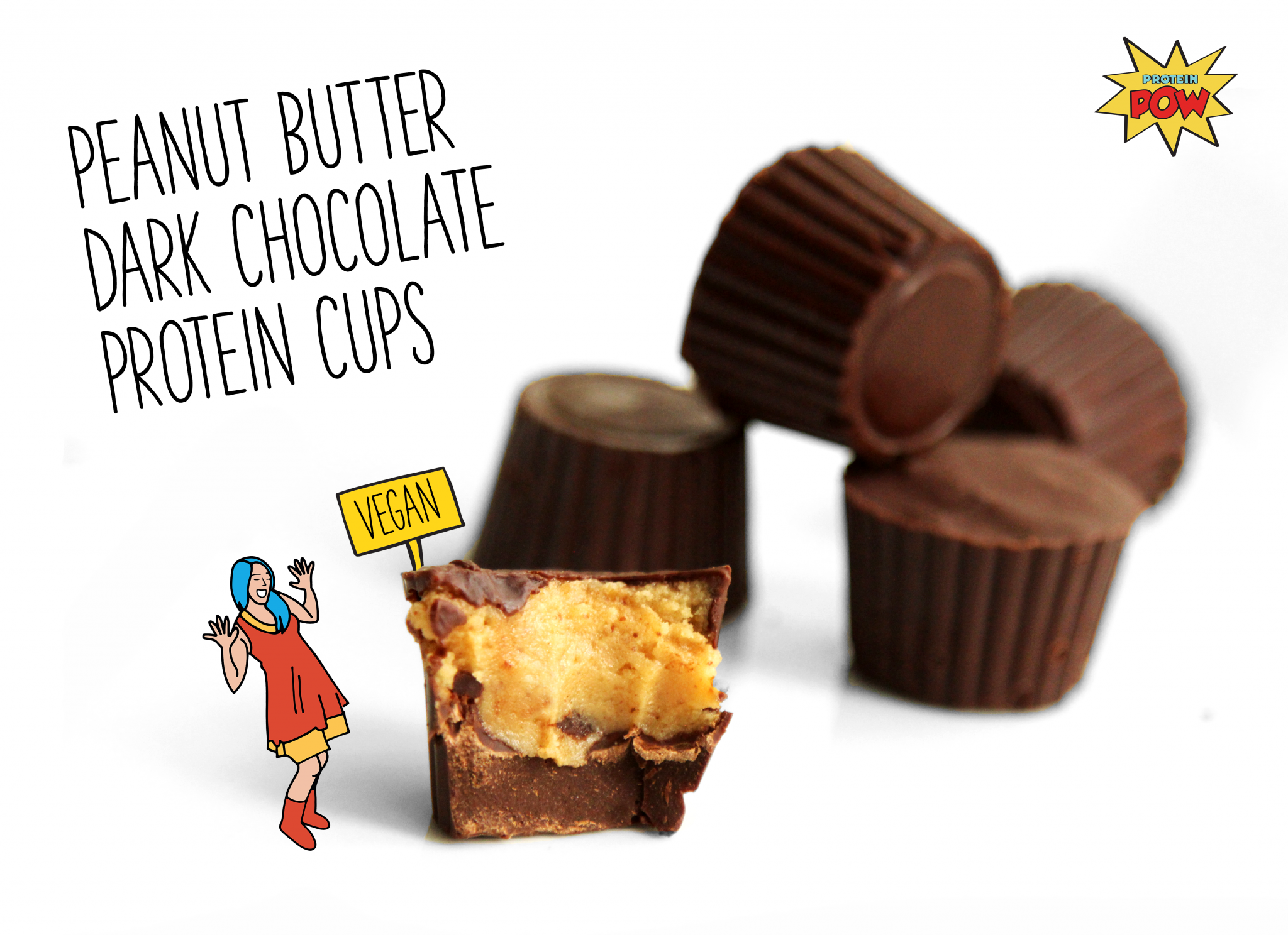 Vegan Peanut Butter Cups Healthy