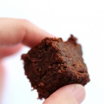 Vegan Black Bean Brownies Recipe